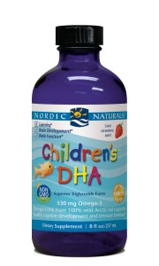 NORDIC NATURALS CHILDREN'S DHA 525 mg OMEGA-3 237 ml